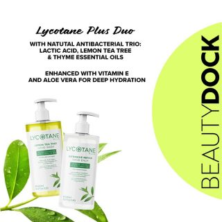 Mind your hands- Ingredients of Lycotane PLUS Lycotane PLUS Duo is packed with super ingredients for clean & hydrated hands.  🌱 Lycotane Plus Hand Washwith Vitamin B5 & Aloe Vera will hygienicallyremove germs and is very gentle on the skin. Enhanced antibacterial action with Lemon Tea Tree and Thyme Essential Oils. 🌱 Lycotane Plus Intensive Repair Hand Balmhydrates, soothes & deeply conditions hands. The naturally antibacterial trio of Latic Acid, Lemon Tea Tree and Thyme Essential Oils ensures your hands and nails are protected and nourished. Also contains Hyaluronic Acid and Pro-Vitamin B5 for smooth, supple, younger looking hands.  Get the FREE Lycon Pink towel with Lycotane Plus Duo 💚  📦🚚🇮🇪 Shipped from Ireland   #lycon #lycotaneplus #freegift #vegan #veganbeauty #handwash #handcream
