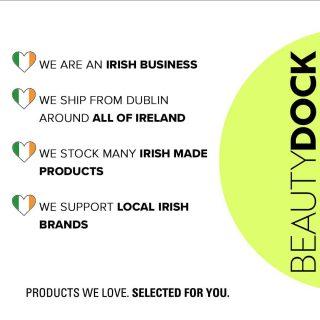 🇮🇪 ❤ #proudlyirish #irishbusiness #supportirish #supportlocal #shippedfromireland